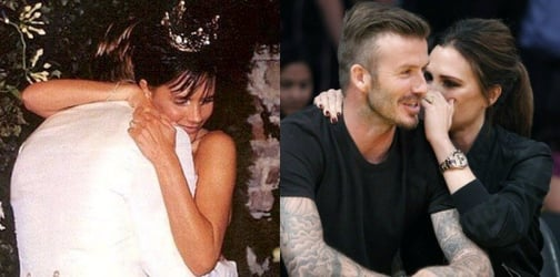 LOOK: David and Victoria Beckham celebrate 17th wedding anniversary in an adorable way