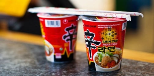 Why you should not encourage your family's love for instant noodles