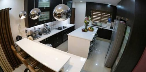 Brilliant and beautiful kitchen ideas from your favorite celebrities