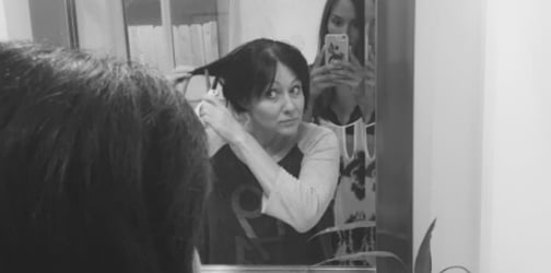 Shannen Doherty shares breast cancer update after shaving her head