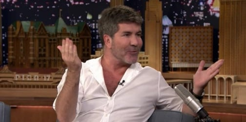 """Simon Cowell on being a new father: """"I thought my son hated me!"""""""