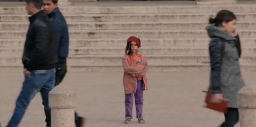 UNICEF's social experiment will make you rethink how you interact with homeless children