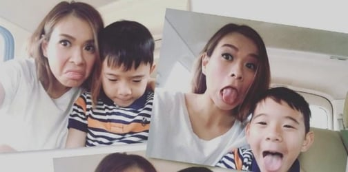 """LJ Reyes on life as a single mom: """"Parenting isn't parenting without struggles"""""""