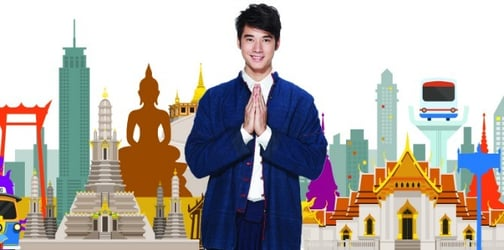 Mario Maurer gives 8 reasons to choose Thailand for your next family vacation