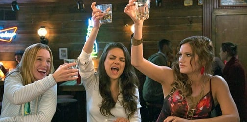 """Mom kicked out of """"Bad Moms"""" screening because she was breastfeeding"""