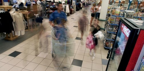 6 Ways to keep children safe while in the mall