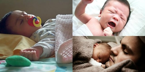 Learn how to sleep train your baby with these tips