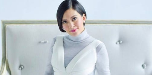 """New mom Chynna Ortaleza opens up about parenting: """"My being is full of love"""""""