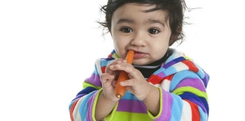 These foods are choking hazards for your toddler