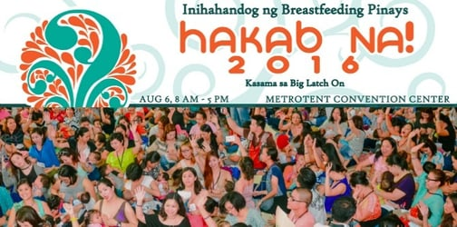 Hakab na! 2016 and other parenting events this week: August 1 to 7