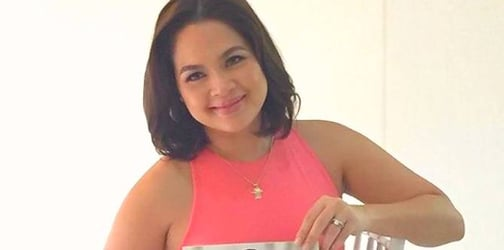 Judy Ann Santos reveals why she is in no rush to lose the baby weight