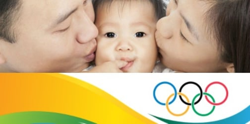 8 Ways parenting is just like the olympic games