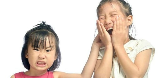 How to defuse sibling rivalry and feuds between your kids