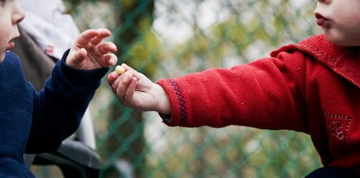 How and when do kids learn to share? New research finds out