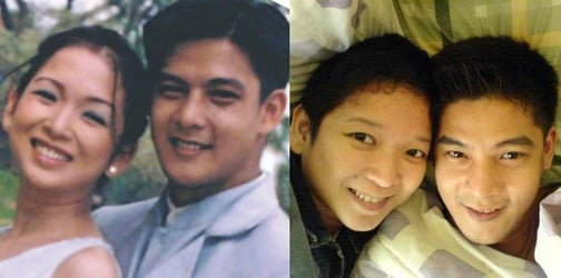 90s stars Romnick Sarmenta and Harlene Bautista reveal the secret to their lasting marriage