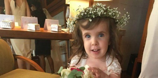This little girl has a very rare disease you probably don't know about