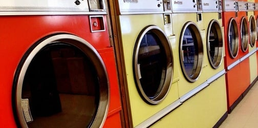 Three-year-old child climbs into washing machine and dies after it turns on
