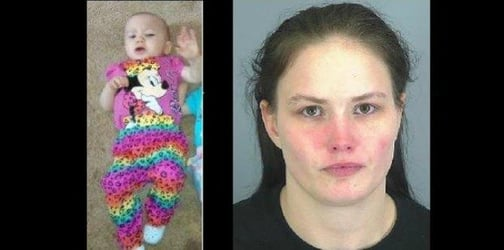 """Mom poisons her own child with salt to get husband """"back in her life"""""""