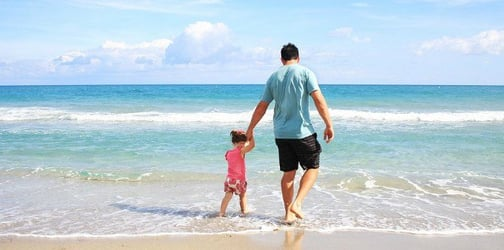 Fathers' mood, behaviour and disposition affect their kids' behaviour big time
