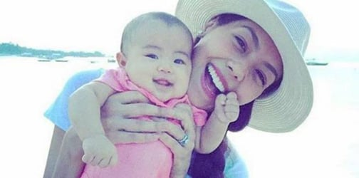 """Vanessa Matsunaga on parenting: """"I really love being a mother"""""""