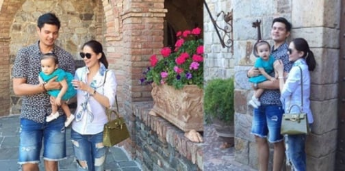LOOK: Baby Zia's first trip to the U.S.