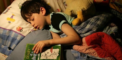 Did you know that sleeping early is healthier for your child?
