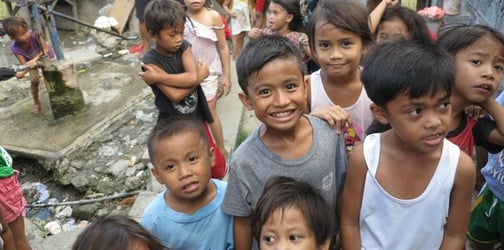 The Happyland of Smokey Mountain: finding hope and compassion