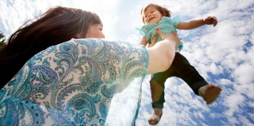 10 Things that your child needs to see you do