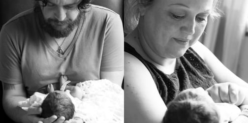 See how a baby 'incompatible with life' will make you cherish your babies more!
