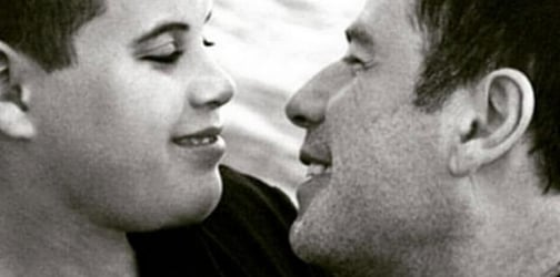 John Travolta says 5-year-old son Ben helped the family heal after death of son Jett