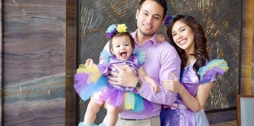 LOOK: Empress Schuck throws Hi-5 themed bash for daughter's first birthday!