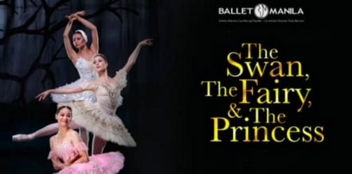 The Swan, The Fairy & The Princess + more events in Manila: October 14 - 16