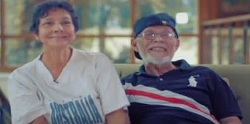 Veteran actor Dick Israel and his wife Marlyn to be cremated together