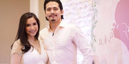 Robin Padilla hopes to get a U.S. Visa to be there for Mariel when she gives birth