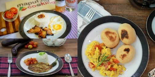 3 Healthy Pinoy breakfast recipes kids will surely love!