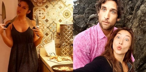 Nico Bolzico shares the most adorable posts about 'Wifezilla' Solenn Heusaff