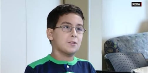 Child genius enters college at age of 9, aims to prove the existence of God