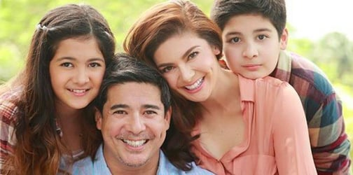 Aga Muhlach shares wife Charlene was not his girlfriend when he proposed