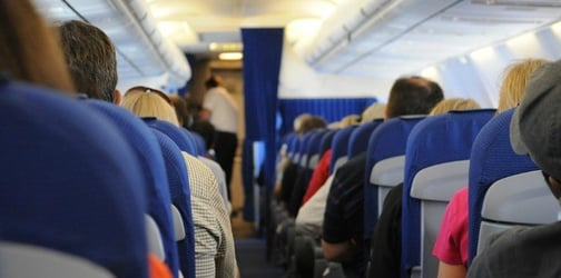 Kid vomits on designer bag while on flight; mom asked to pay up