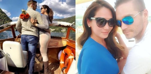 LOOK: Cristalle Belo and Justin Pitt's back-to-back honeymoons
