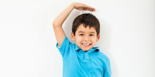 How to predict your child's adult height