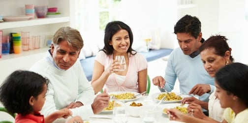 3 Rules to make getting along with in-laws easier