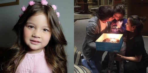 Ellie Eigenmann welcomes 5th birthday with dad Jake Ejercito