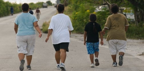Study finds that bullied children grow up to be obese