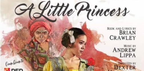 Repertory Philippines: A Little Princess + events in Manila this week November 14 to 18