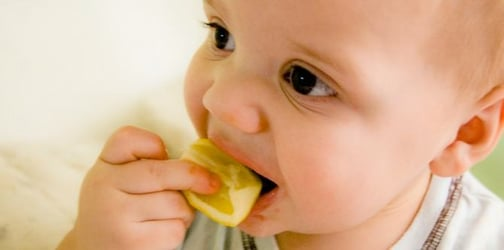 6 Top tips to get your child ready for solid food!
