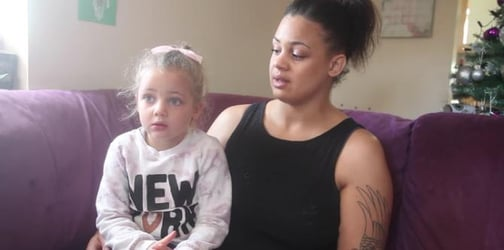 4-year-old's skin got ripped off because of super glue prank