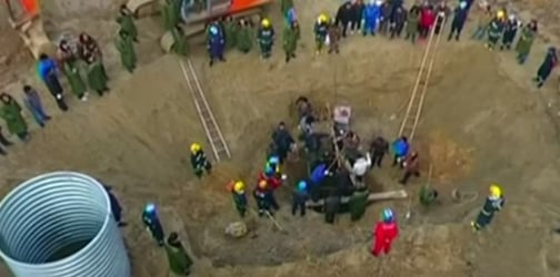 Sad end to 5-day rescue mission of 6-year-old boy in the well