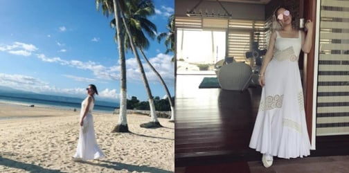 LOOK: Jinkee Pacquiao shares glimpse of her private beach resort in Sarangani province