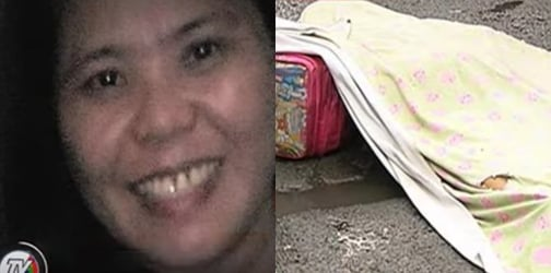 Mom shot dead in front of her 2 kids on their way to school
